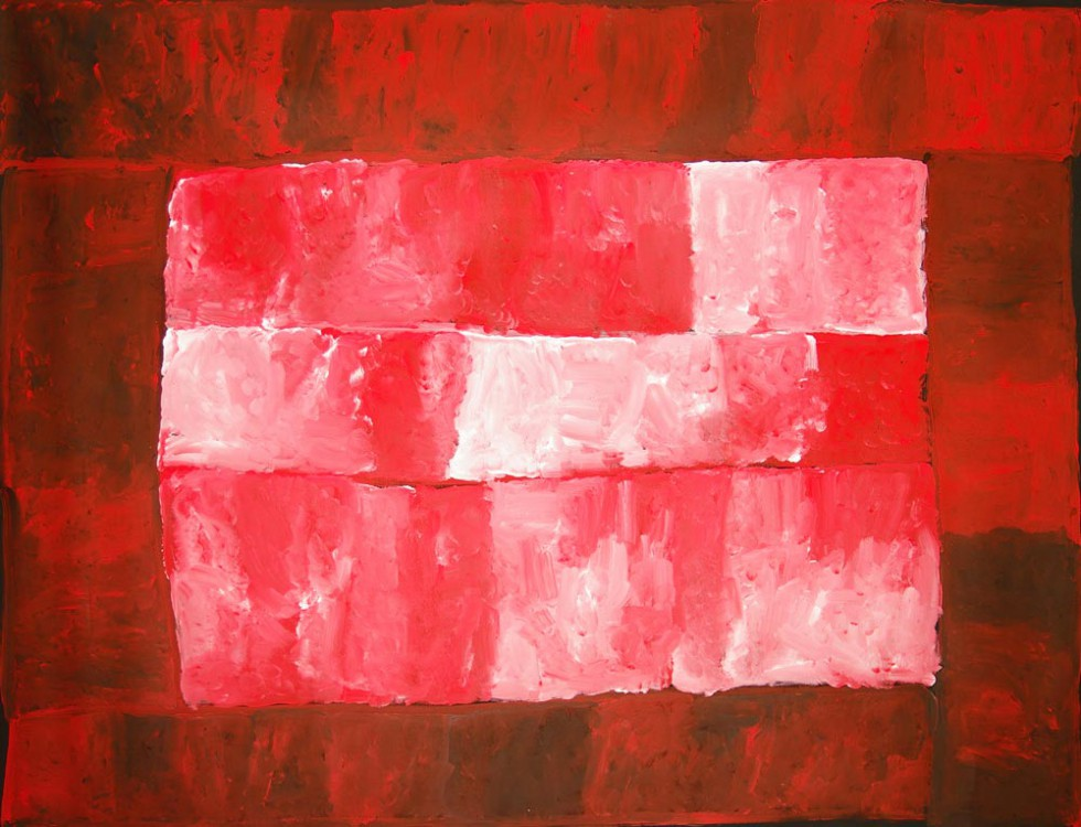 Kudditji Kngwarreye My Country Australian Aboriginal Art Painting on canvas KK1668