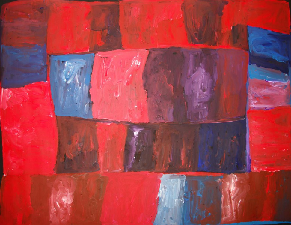 Kudditji Kngwarreye My Country Australian Aboriginal Art Painting on canvas KK1694