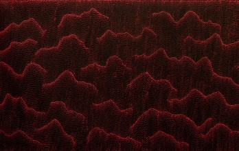 Lily Kelly Napangardi Tali Sand Hills Australian Aboriginal Art Painting on canvas LK1899