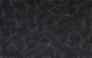 Lily Kelly Napangardi Tali Sand Hills Australian Aboriginal Art Painting on canvas LK1914