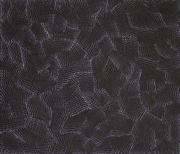 Lily Kelly Napangardi Tali Sand Hills Australian Aboriginal Art Painting on canvas LK1915